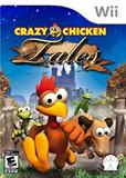Crazy Chicken Tales (Nintendo Wii)