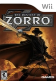 Destiny of Zorro, The (Nintendo Wii)