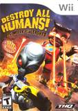 Destroy All Humans!: Big Willy Unleashed (Nintendo Wii)