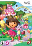 Dora the Explorer: Dora's Big Birthday Adventure (Nintendo Wii)