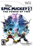 Epic Mickey 2: The Power of Two (Nintendo Wii)