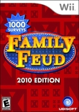 Family Feud -- 2010 Edition (Nintendo Wii)