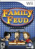 Family Feud: 2012 Edition (Nintendo Wii)
