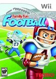 Family Fun: Football (Nintendo Wii)