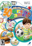 Family Party: 30 Great Games (Nintendo Wii)