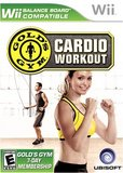 Gold's Gym: Cardio Workout (Nintendo Wii)