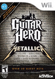 Guitar Hero: Metallica (Nintendo Wii)