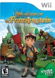 Island of Dr. Frankenstein, The (Nintendo Wii)