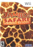 Jambo! Safari: Animal Rescue (Nintendo Wii)