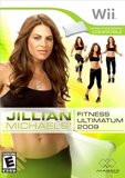Jillian Michaels: Fitness Ultimatum 2009 (Nintendo Wii)