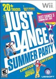 Just Dance: Summer Party (Nintendo Wii)