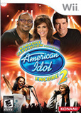 Karaoke Revolution Presents: American Idol: Encore 2 (Nintendo Wii)