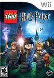 LEGO Harry Potter: Years 1-4 (Nintendo Wii)