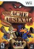 Looney Tunes: Acme Arsenal (Nintendo Wii)