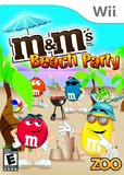 M&M's Beach Party (Nintendo Wii)