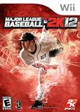 Major League Baseball 2K12 (Nintendo Wii)