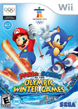 Mario & Sonic at the Olympic Winter Games (Nintendo Wii)