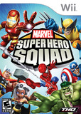 Marvel: Super Hero Squad (Nintendo Wii)