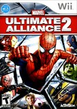 Marvel: Ultimate Alliance 2 (Nintendo Wii)