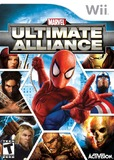 Marvel: Ultimate Alliance (Nintendo Wii)