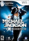 Michael Jackson: The Experience (Nintendo Wii)
