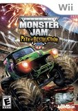 Monster Jam: Path of Destruction (Nintendo Wii)