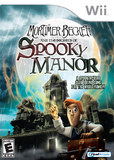 Mortimer Beckett and the Secrets of Spooky Manor (Nintendo Wii)