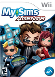 My Sims: Agents (Nintendo Wii)