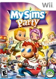My Sims: Party (Nintendo Wii)
