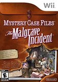 Mystery Case Files: The Malgrave Incident (Nintendo Wii)