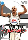 NBA Live 09: All-Play (Nintendo Wii)