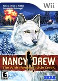 Nancy Drew: The White Wolf of Icicle Creek (Nintendo Wii)