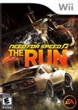 Need for Speed: The Run (Nintendo Wii)