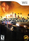 Need for Speed: Undercover (Nintendo Wii)