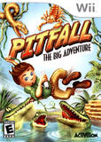 Pitfall: The Big Adventure (Nintendo Wii)