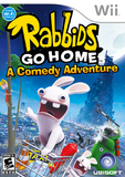 Rabbids Go Home: A Comedy Adventure (Nintendo Wii)