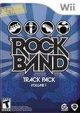 Rock Band: Track Pack Volume 1 (Nintendo Wii)