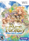 Rune Factory: Tides of Destiny (Nintendo Wii)