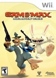 Sam & Max: Season One (Nintendo Wii)