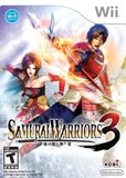 Samurai Warriors 3 (Nintendo Wii)