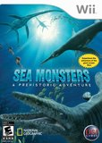 Sea Monsters: A Prehistoric Adventure (Nintendo Wii)
