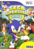 Sega Superstars: Tennis (Nintendo Wii)