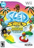 Sled Shred featuring the Jamaican Bobsled Team (Nintendo Wii)