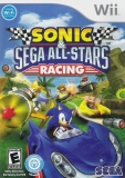 Sonic & Sega All-Stars Racing (Nintendo Wii)