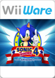 Sonic the Hedgehog 4 Episode 1 -- WiiWare (Nintendo Wii)