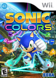 Sonic: Colors (Nintendo Wii)