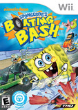 SpongeBob's Boating Bash (Nintendo Wii)