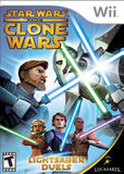 Star Wars: The Clone Wars: Lightsaber Duels (Nintendo Wii)