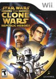 Star Wars: The Clone Wars: Republic Heroes (Nintendo Wii)