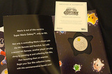Super Mario Galaxy -- Launch Coin Only (Nintendo Wii)